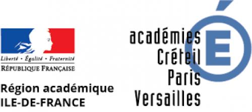 Académies de Paris, Versailles et Créteil